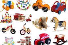 Drewniane zabawki wracaj� do �ask!