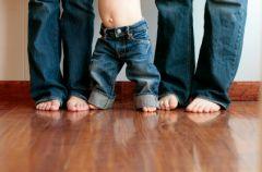 Jakie buciki dla ma�ego dziecka?