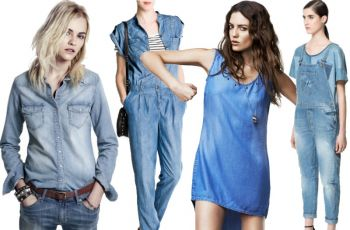 Denim na wiosn� - co nosi�?