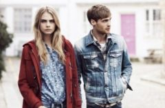 Cara Delevingne w kampanii Pepe Jeans na jesie� i zim� 2013/14
