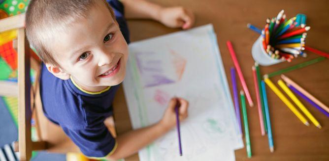 Rysunek dziecka - co mo�na z niego odczyta�?