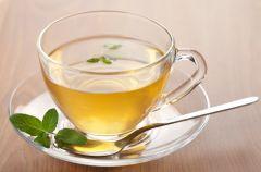 Herbaciany cykl - zielona herbata