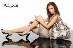 Buty i torebki marki Kazar na wiosn� i lato 2009