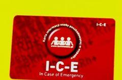 I-C-E – u�atwmy prac� ratownikom!