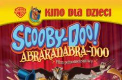 Scooby-Doo: Abrakadabra-Doo tylko na DVD!