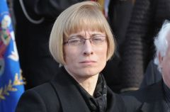 Beata Gosiewska m�wi o zamachu czyli zaczynamy kampani�