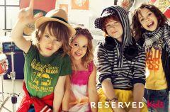 Dzieci�ca kolekcja Reserved wiosna/lato 2011