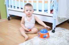Roztocza w pokoju dzieci�cym