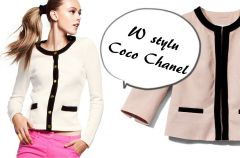 Garsonki ala Coco Chanel - mikrotrend 2012