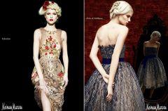 Kasia Struss i Iris Strubegger dla Neiman Marcus