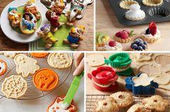 Czarodziejskie formy do ciast i ciasteczek