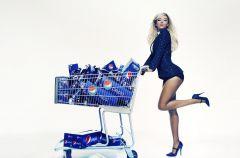 Beyonce now� twarz� i ambasadork� marki Pepsi!