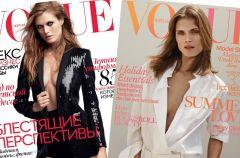 Polska top modelka a� na 2 lipcowych ok�adkach Vogue