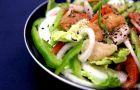 Sa�atka z kurczaka i warzyw
