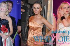 Modne sukienki polskich gwiazd - We-dwoje wybiera (przedwio�nie 2009)