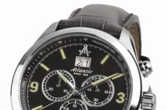 Czarna Per�a Atlantic - Worldmaster Big Date