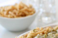 Fasolka szparagowa zapiekana z ��tym serem