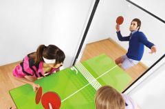 Drzwi do gry w ping ponga