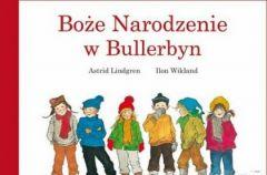 """Bo�e Narodzenie w Bullerbyn"" Astrid Lindgren"