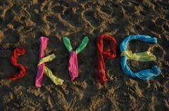 Rozwi�zanie konkursu na wakacyjne logo Skype