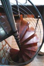 Perfeckt - schody okr�g�e i podwieszane
