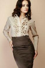 Eleganckie koszule na jesie� i zim� od Heppin - zima 2012