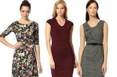 Sukienki Orsay na jesie� i zim� 2013/14
