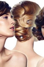 Fryzury �lubne od znanych stylist�w dla LOreal Professionnel