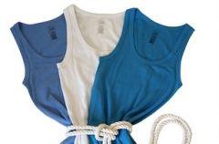 Bia�a �egluga, czyli styl marynarski w modzie