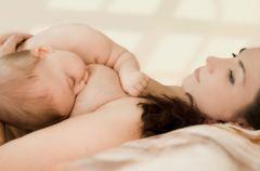 Zaj�cie w ci��� po porodzie