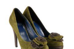 Kolekcja obuwia damskiego Venezia w odcieniach zieleni i turkusu - jesie�/zima 2010