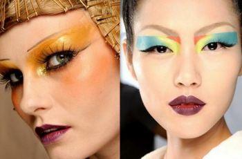 Najpi�kniejsze makija�e Diora - makija�e sylwestrowe