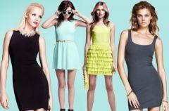 Kobiece sukienki na wiosn� - najmodniejsze modele!