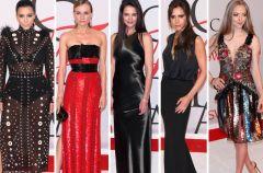 Kardashian, Beckham i inne na rozdaniu nagr�d  CFDA 2015