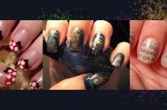 Kolorowe paznokcie - zr�b to sama!