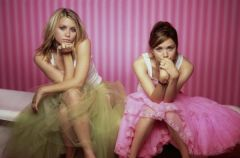 Z�ote dzieci Hollywood: Mary-Kate i Ashley Olsen