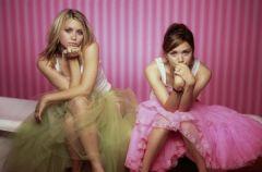 Z�ote dzieci Hollywood: Mary-Kate i Ashley Olsen