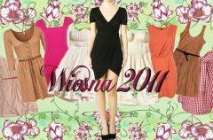 Sukienki na wiosn� i lato 2011 - przegl�d We-Dwoje.pl