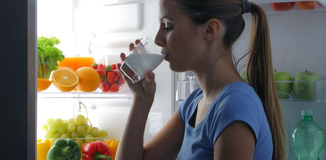 Dieta na bezsenno��