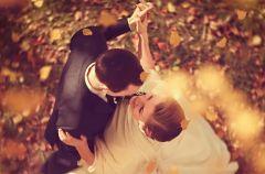 Jesienny �lub i przyj�cie weselne