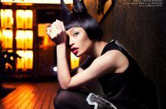 Kolekcja fryzur Japan Chic - Trendy Hair Fashion