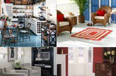 Nowy trend - dywan z farby