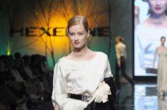 Pokaz najnowszej kolekcji Hexeline jesie�-zima 2008/2009