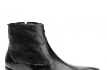 M�skie obuwie na zim� Kazar