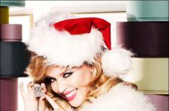 Kylie Minogue w �wi�tecznym wydaniu