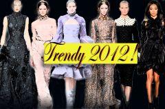 Styl wiktoria�ski - Najwa�niejsze trendy 2012