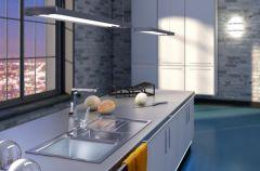 Zlewozmywak w nowoczesnej kuchni