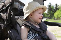 Pierwszy wyjazd z ma�ym dzieckiem - jak si� przygotowa� do podr�y?