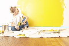 Jak� farb� pomalowa� mieszkanie?