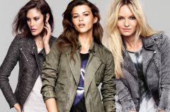 Kurtki i p�aszcze H&M na wiosn� i lato 2013